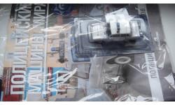 ПОЛИЦЕЙСКИЕ МАШИНЫ МИРА № 47 DAF 33 ТОЛЬКО МОСКВА, журнальная серия Полицейские машины мира (DeAgostini), 1:43, 1/43