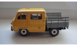 УАЗ 39094  ТОЛЬКО МОСКВА, масштабная модель, scale43