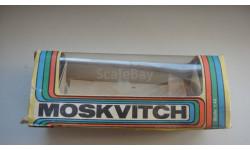 КОРОБКА ОТ МОСКВИЧА 1994 ГОД  ТОЛЬКО МОСКВА
