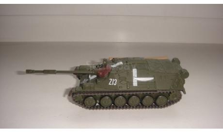 РУССКИЕ ТАНКИ № 30 АСУ-85 ТОЛЬКО МОСКВА, журнальная серия Русские танки (GeFabbri) 1:72, scale72