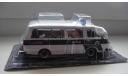ПОЛИЦЕЙСКИЕ МАШИНЫ МИРА № 44 РАФ 22038 ТОЛЬКО МОСКВА, журнальная серия Полицейские машины мира (DeAgostini), scale43