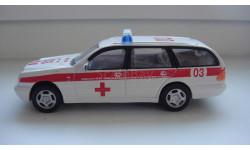 MERCEDES BENZ 300 СКОРАЯ CARARAMA ТОЛЬКО МОСКВА, масштабная модель, Mercedes-Benz, scale43