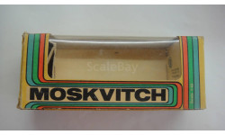 КОРОБКА ОТ МОСКВИЧА 1993 ГОД ТОЛЬКО МОСКВА
