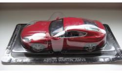 ASTON MARTIN AMV8  ТОЛЬКО МОСКВА, масштабная модель, 1:43, 1/43