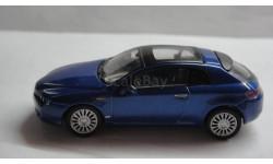 ALFA BRERA  1/72  ТОЛЬКО МОСКВА, масштабная модель, 1:72, Alfa Romeo