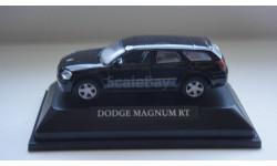 DODGE MAGNUM RT 1/72  ТОЛЬКО МОСКВА, масштабная модель, scale72