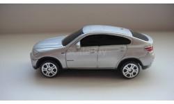 BMW X6 MAISTO МИНИ  ТОЛЬКО МОСКВА