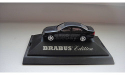 MERCEDES BENZ BRABUS  1/72  ТОЛЬКО МОСКВА, масштабная модель, 1:72, Mercedes-Benz