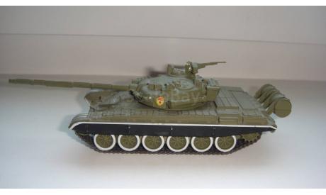 РУССКИЕ ТАНКИ № 1 Т-72 ТОЛЬКО МОСКВА, журнальная серия Русские танки (GeFabbri) 1:72, scale72