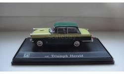 TRIUMPH HERALD CARARAMA ТОЛЬКО МОСКВА, масштабная модель, scale43