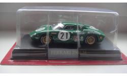 FERRARI 250 LM № 15 ТОЛЬКО МОСКВА, журнальная серия Ferrari Collection (GeFabbri), 1:43, 1/43
