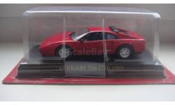 FERRARI 328 GTВ 1985 № 39 ТОЛЬКО МОСКВА, журнальная серия Ferrari Collection (GeFabbri), 1:43, 1/43
