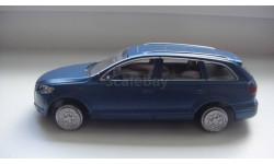 КУЗОВ В СБОРЕ ОТ АУДИ Q7  ТОЛЬКО МОСКВА, запчасти для масштабных моделей, 1:43, 1/43, Audi