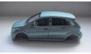 КУЗОВ ОТ МЕРСЕДЕС БЕНЦ ТОЛЬКО МОСКВА, запчасти для масштабных моделей, 1:43, 1/43, Mercedes-Benz