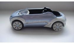 КУЗОВ ОТ РЕНО ЗОЕ ТОЛЬКО МОСКВА, запчасти для масштабных моделей, 1:43, 1/43, Renault