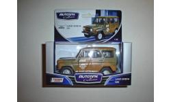 УАЗ - 31514 'ВДВ', масштабная модель, Autotime Collection