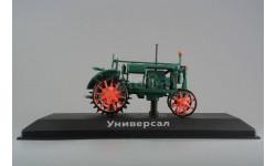 Тракторы:история,люди,машины №4, журнальная серия Тракторы. История, люди, машины (Hachette), scale43