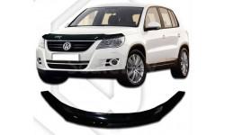 Дефлектор (отбойник) капота для Volkswagen Tiguan