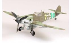 Messerschmitt Bf 109G-10 (Easy Model), масштабные модели авиации, 1:72, 1/72