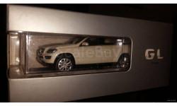 Mercedes GL, масштабная модель, Norev, scale43, Mercedes-Benz