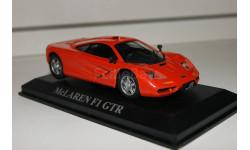 McLaren F1 GTR Altaya