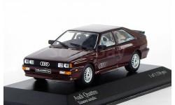 Audi Quattro 1981 Tizianrot metallic