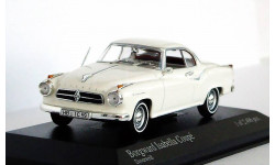 Borgward Isabella Coupe 1959 Doverweib