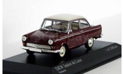 DKW Junior De Luxe 1961 Granatrot