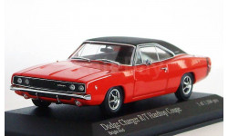 Dodge Charger 1968 Red