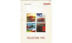 HERPA 1993, литература по моделизму, scale0