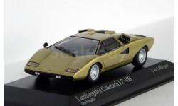Lamborghini Countach LP400 Oro Metallic