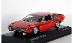 Lamborghini Espada 1970 Rosso