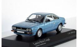 Lancia Beta Coupe 1981 Azzurro metallizzato