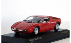 Maserati Merak 1974 Rosso