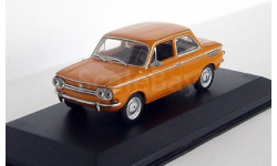 NSU TT Saloon 1967-72 orange