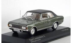 Opel Commodore A 1966 Britischgrun metallic