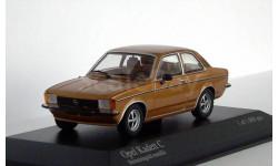 Opel Kadett C 1978 Bernsteingold metallic