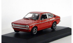 Opel Kadett C Coupe 1973-77 red