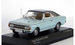 Opel Rekord C Coupe 1966 Horizontblau