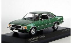 Opel Rekord D Coupe 1975 Jadegrun metallic