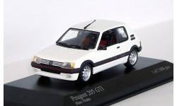 Peugeot 205 GTI 1990 White