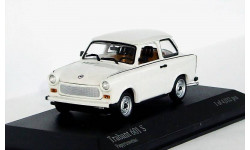 Trabant 601S 1985 White