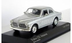 Volvo 121 1966 Silver.