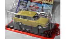 Легендарные советские автомобили №56 Москвич-427, журнальная серия масштабных моделей, Hachette, 1:24, 1/24