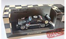 Mercedes CLK AMG DTM 2000, масштабная модель, Mercedes-Benz, Minichamps, 1:43, 1/43