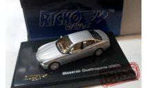RICO 1/87 (HO)  Maserati Quattroporte 2003, масштабная модель, scale87, Mercedes-Benz