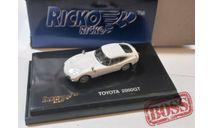 RICO 1/87 (HO) Toyota 2000GT, масштабная модель, scale87