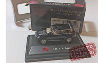 Malibu Collections 1/87 (HO)  VW Tuareg, масштабная модель, scale87, Volkswagen