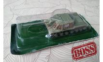 Русские танки ИСУ-122, журнальная серия Русские танки (GeFabbri) 1:72, Русские танки (Ge Fabbri), scale72