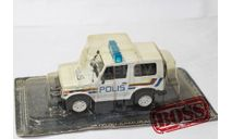 Полицейские машины мира Suzuki samurai, журнальная серия Полицейские машины мира (DeAgostini), Полицейские машины мира, Deagostini, scale43